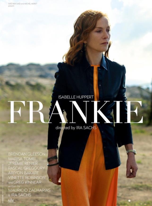 La locandina di Frankie