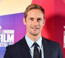 Alexander Skarsgård al London Film Festival 2018