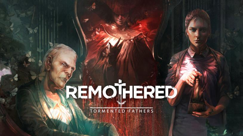 La cover di Remothered: Tormented Fathers