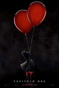 Pennywise ti offre 2 palloncini