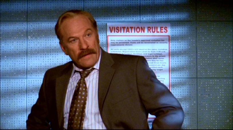 Leland Stottlemeyer, collega del Detective Monk