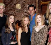 Un'immagine del cast di Buffy