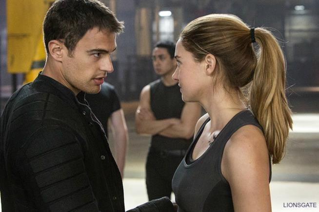 Tris e Quattro in Divergent