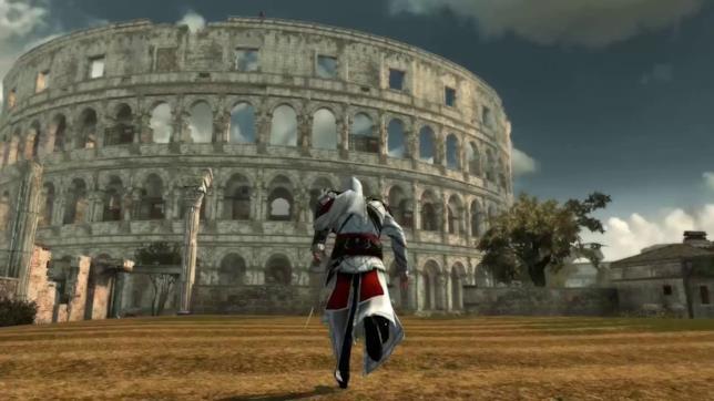 Uno screenshot di Roma in Assassin's Creed: Brotherhood
