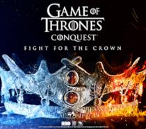 La corona del Trono di spade contesa tra ghiaccio e fuoco in Game of Thrones: Conquest