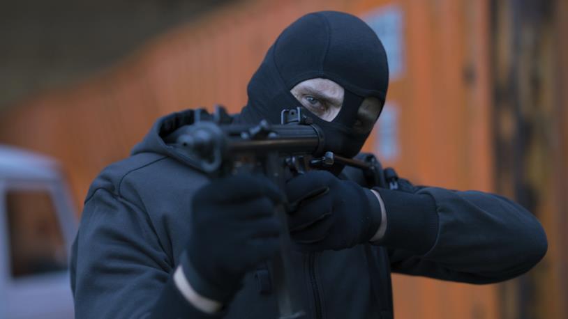 Matthias Schoenaerts in una scena del film