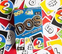 Il mazzo di carte di DOS