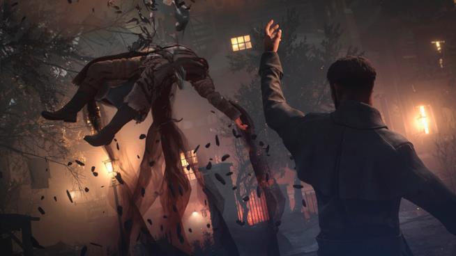 Jonathan Reid combatte in Vampyr