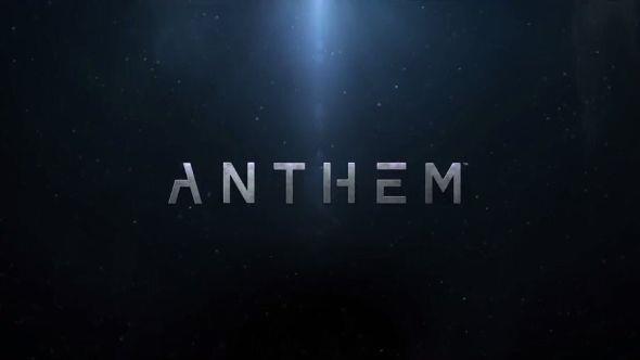 Il logo ufficiale di Anthem