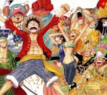 One Piece gruppo personaggi