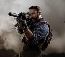 La copertina ufficiale di Call of Duty Modern Warfare