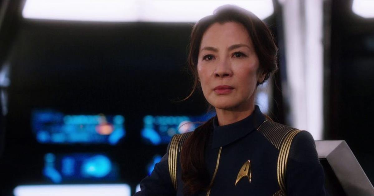 Star Trek: la serie TV con protagonista Michelle Yeoh esplorerà il ...