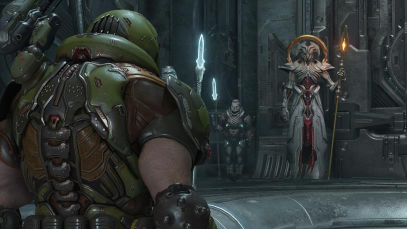 Doom Eternal protagonista