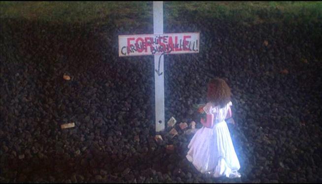 L'ultima scena di Carrie - Lo sguardo di Satana