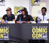Il cast di The Walking Dead al San Diego Comic Con