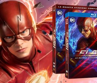 La quarta stagione di The Flash