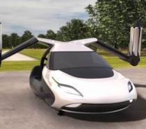 Prototipo della macchina volante