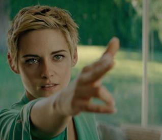 Kristen Stewart in una scena dal film Seberg