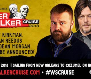 Ecco i nomi degli ospiti della Walker Stalker Cruise 2018