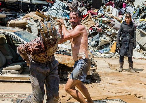 The Walking Dead episodio 8x07