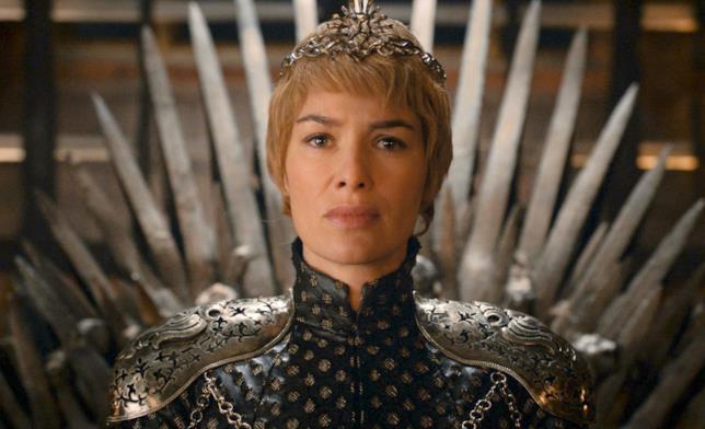 Cersei Lannister è interpretata da Lena Headey