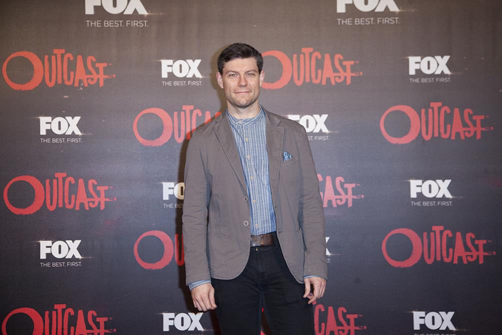 Patrick Fugit sarà Kyle Barnes in Outcast, di Robert Kirkman
