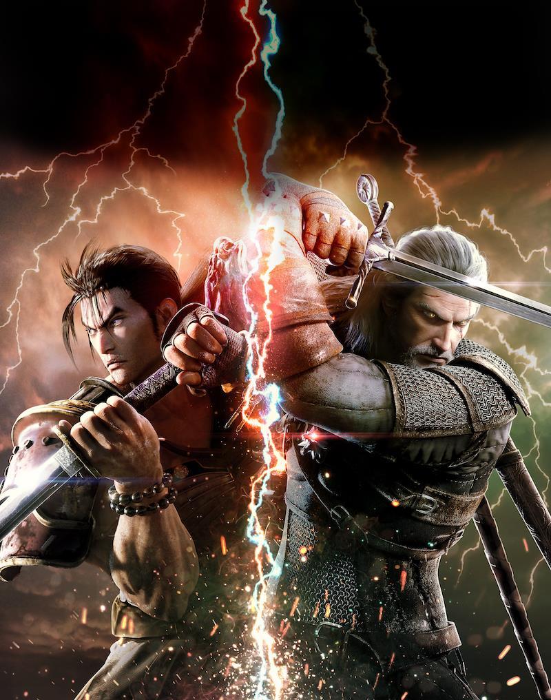 Soul Calibur 6 accoglie Geralt di Rivia tra i suoi lottatori