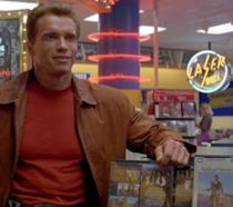 Last action hero, una scena con Schwarzenegger