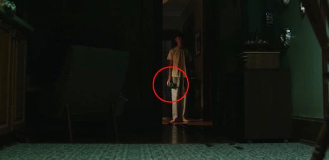 Scena del film IT 2017