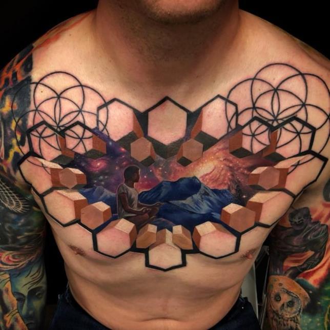 Risultati immagini per jesse rix tattoo