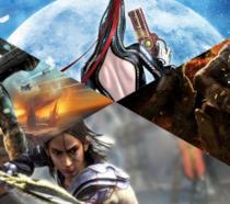 Alcuni dei protagonisti dei giochi più belli per Xbox 360