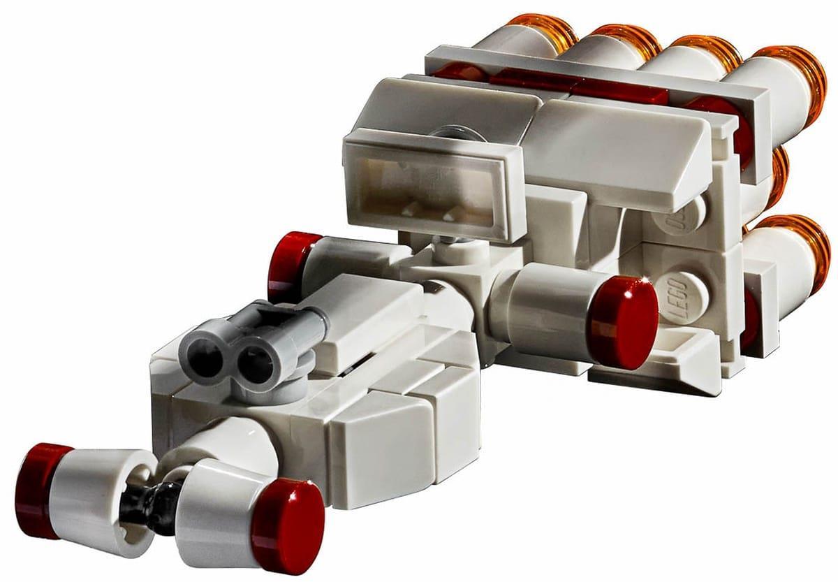 La versione LEGO della Tantive IV