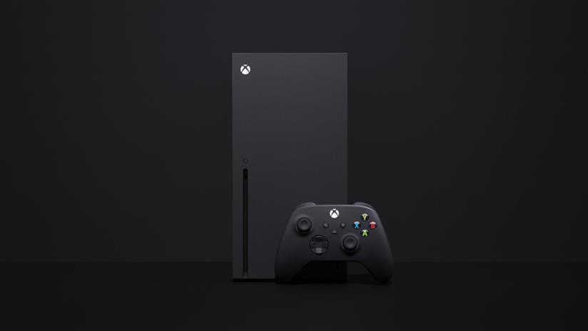 Immagine stampa di Xbox Series X