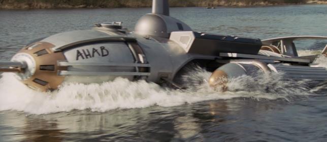 Aliscafo Ahab in xXx
