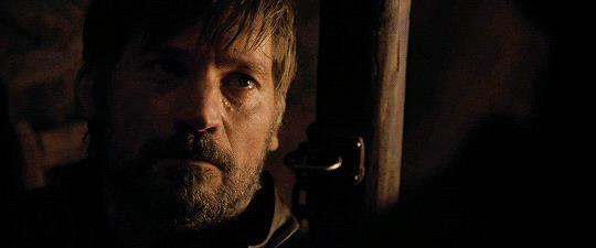 Nikolaj Coster-Waldau e Peter Dinklage in Game of Thrones 8x05