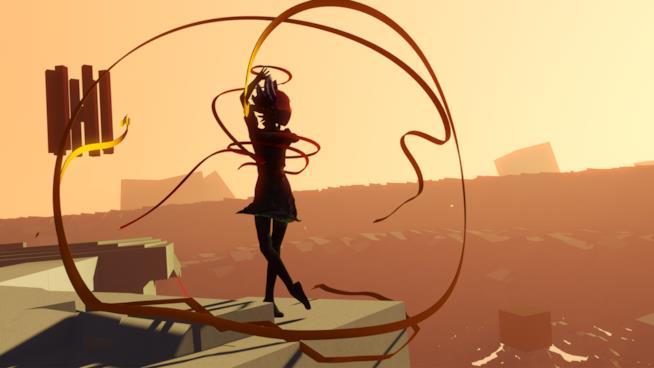 La ballerina protagonista di Bound