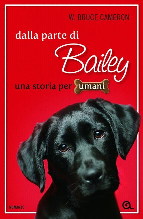 Dalla parte di Bailey la copertina