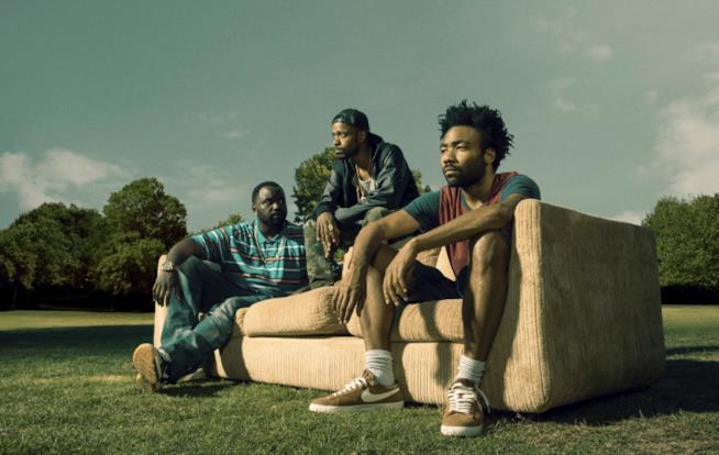 I protagonisti di Atlanta