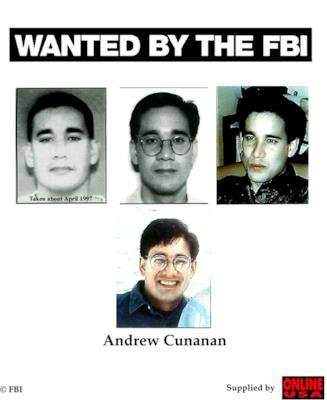 L'assassino Andrew Cunanan