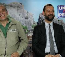 Fabio Volo e Massimo Gaudioso, il regista del film