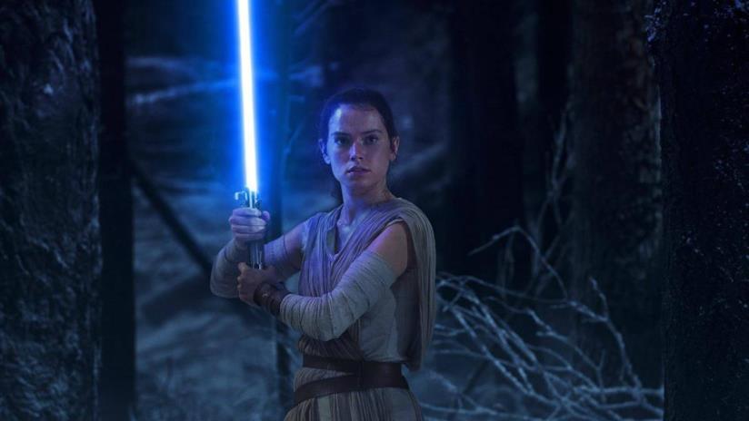 Rey in Star Wars 7