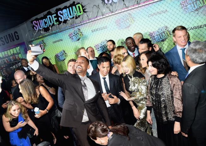 Suicide Squad, Ayer fa marcia indietro sull'offesa a Marvel