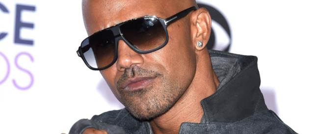 L'attore Shemar Moore
