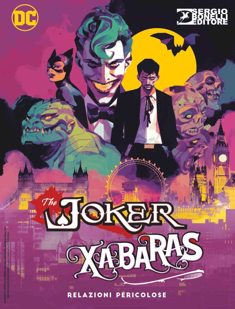 Xarabas e Joker