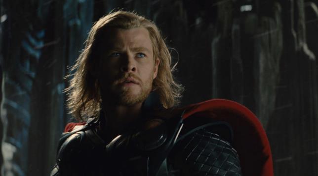 Thor: Ragnarok in una scena del film