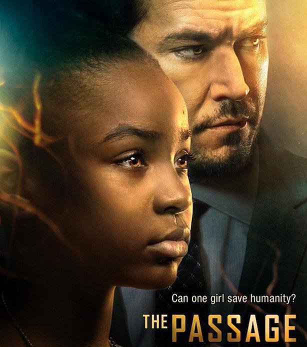 Uno dei poster di The Passage