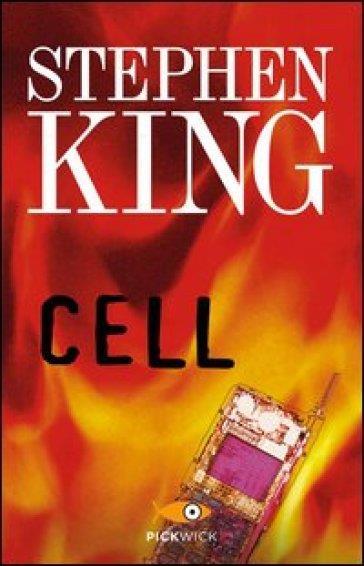 Copertina del libro Cell di Stephen King