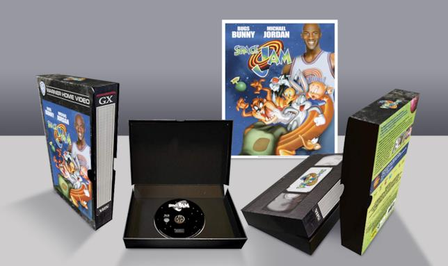 Space Jam - VHS - Edizione Speciale