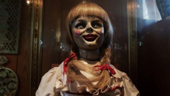 La terrificante bambola Annabelle