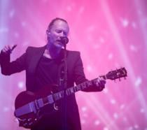 Thom Yorke, leader dei Radiohead
